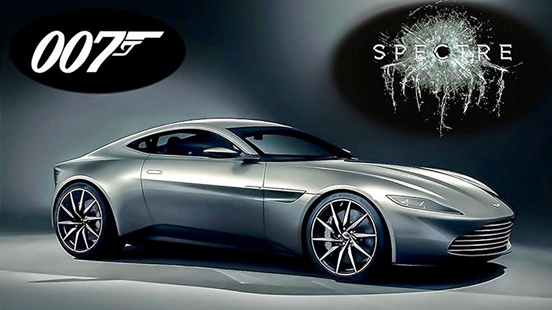James Bond Spectre Aston Martin Db10 Elite Riverina Model Cars Plus