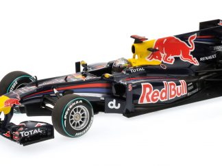 Red Bull Redbull RB6 (Vettel - Abu Dabi GP World Champion 2010)