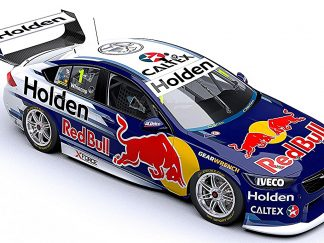 2018 Red Bull Holden Racing Team ZB Commodore Car #1 Jamie Whincup