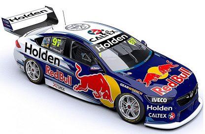 2018 Red Bull Holden Racing Team ZB Commodore #97 Shane van Gisbergen