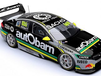 2018 Autobarn Lowndes Racing ZB Commodore #888 Craig Lowndes
