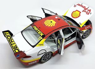 DJR Team Penske Shell V-Power Ford FGX Falcon - 2016 Supercheap Auto Bathurst 1000 - #17 Scott Pye/Tony D'Alberto