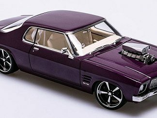 Holden HQ Monaro Street Machine – Ultra Violet Metallic
