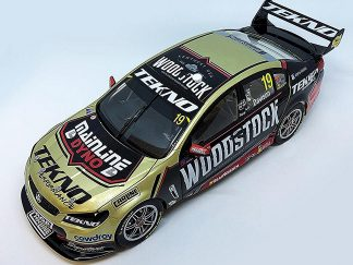 Tekno / Woodstock Racing Holden VF Commodore - 2017 Virgin Australia Supercars Championship - #19 Will Davison