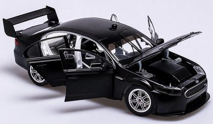 Ford FGX Falcon Supercar Plain Body in Satin Black