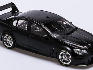 Holden VF Commodore Supercar Plain Body - Satin Black