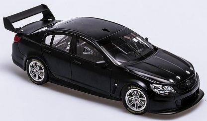 Holden VF Commodore Supercar Plain Body - Satin Black