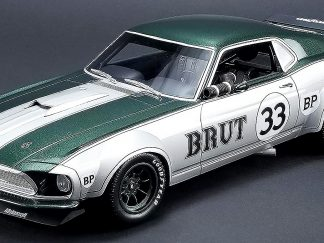 Allan Moffat Racing # 33 Brut 1969 Ford Boss Trans-Am Mustang