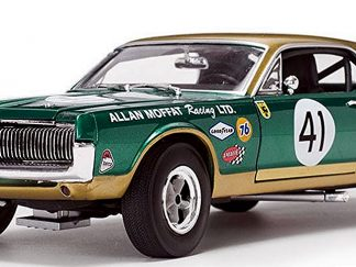 Allan MoffatRacing #41 Trans Am 1967-Mercury Cougar XR7
