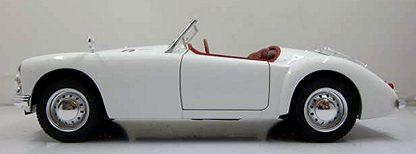 1961 MGA MKII A1600 - White